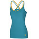 Ocun Corona Top Women Blue/Yellow